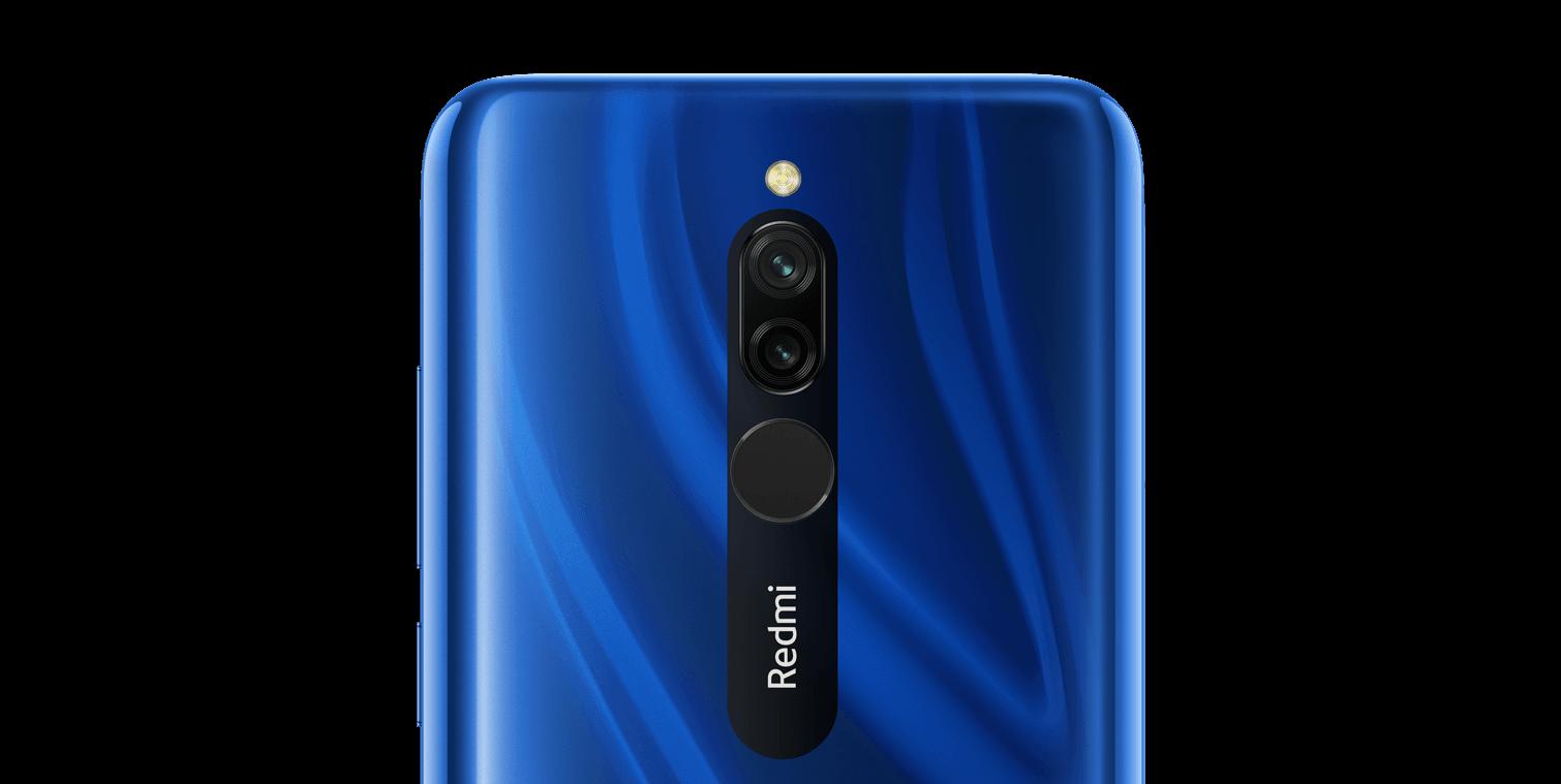 Xiaomi Redmi 8 камеры