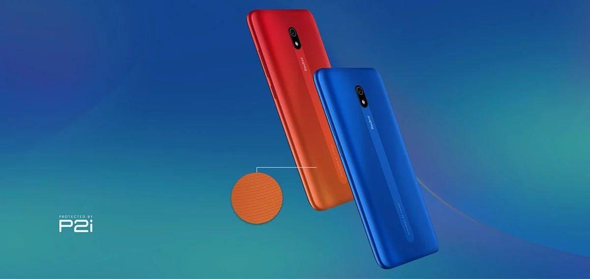 Xiaomi Redmi 8A дизайн